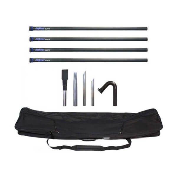 Big Brute Elite 4-Pole Gutter Cleaning Kit