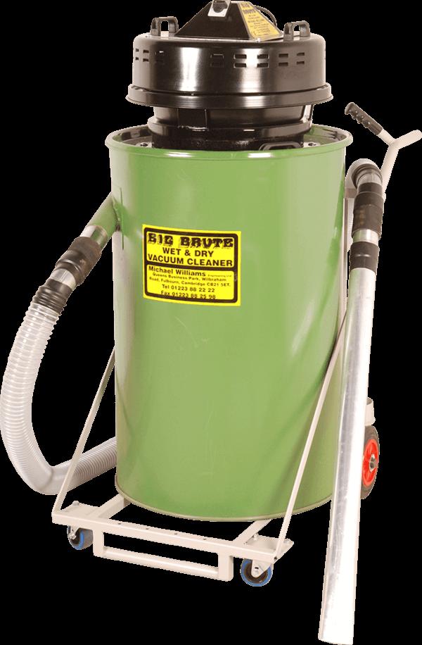 swarf vacuum cleaner