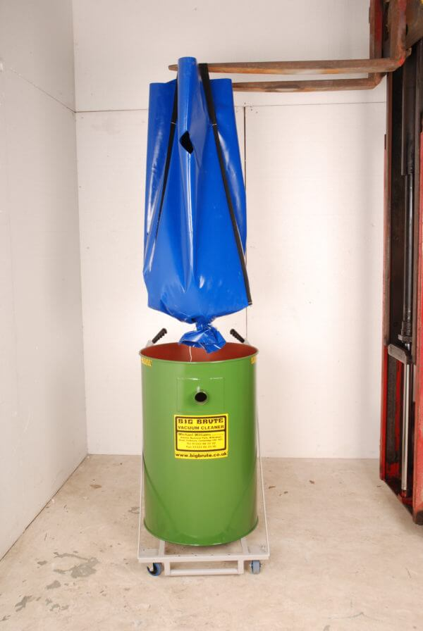 Easy Empty Lift-Out Bag