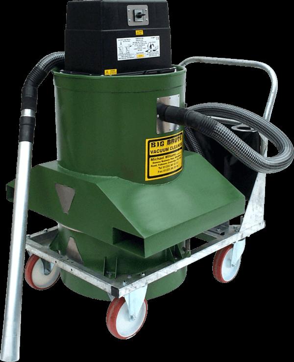 Big Brute Multi-Lift Dry Industrial Vacuum Cleaner