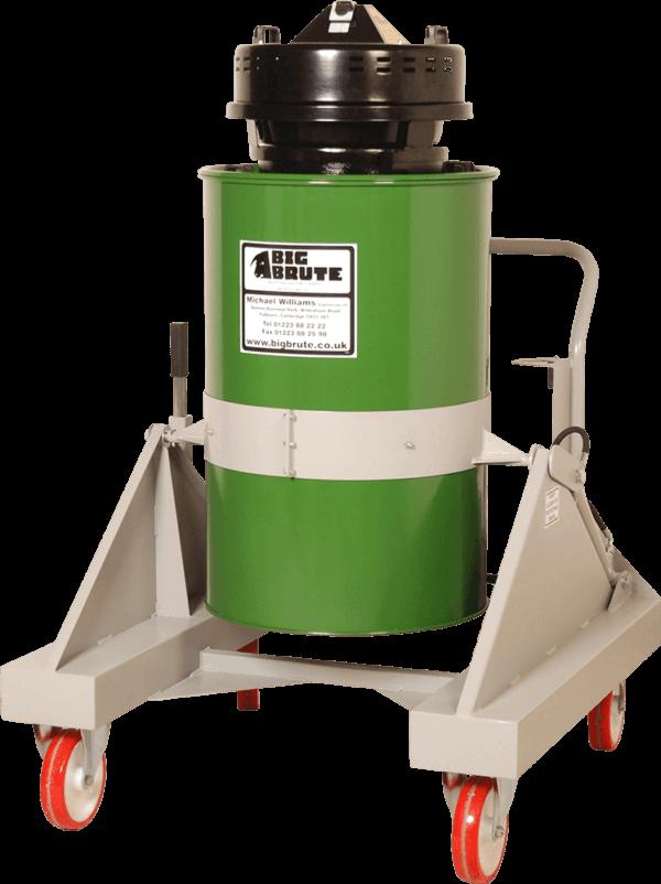 Big Brute Skip Tip Dry Industrial Vacuum Cleaner