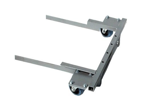Front Mounted Floor Kit Frame Piece for 2 Wheeled Trolleys