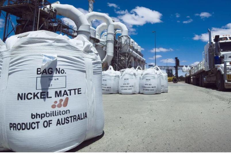 BHP Nickel West utilising Big Brute Industrial Vacuum Cleaners