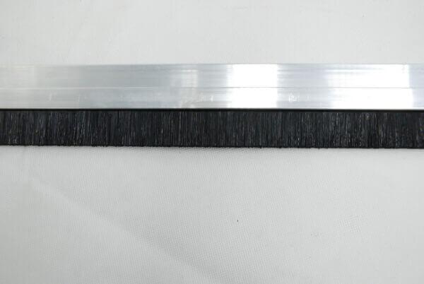 V435 Warehouseman Brush Front Bristle Strip Detail