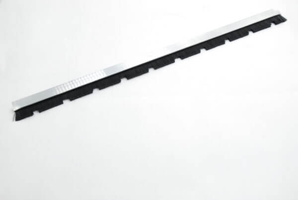 V98 Warehouseman Brush Front Bristle Strip